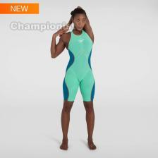 SPEEDO LZR PURE INTENT OPENBACK KNEESKIN WOMEN