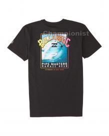 BILLABONG SURFWEAR PIPE MASTERS SS TEE MEN
