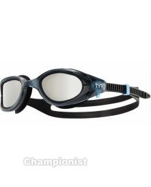 TYR SPECIAL OPS 3.0 POLARIZED FEMME SILVER/SMOKE/BLACK