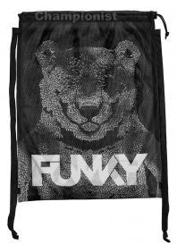 FUNKY MESH GEAR BAG BEAR BUM