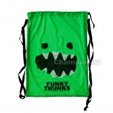 FUNKY TRUNKS MESH GEAR BAG MAD MONSTER