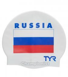 TYR RUSSIA SILICONE CAP