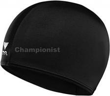 TYR SOLID LYCRA CAPS BLACK