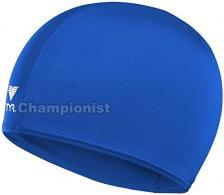 TYR SOLID LYCRA CAPS ROYAL