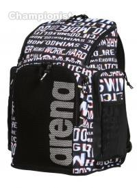 ARENA TEAM BACKPACK 45 ALLOVER BAGS