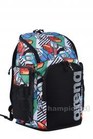 ARENA TEAM BACKPACK 45LT ALLOVER MILKSHAKE