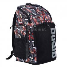 ARENA TEAM BACKPACK 45LT ALLOVER SUSHI