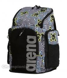 ARENA TEAM BACKPACK45 ALLOVER BAGS