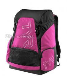 TYR ALLIANCE 45L BACKPACK BLACK/PINK