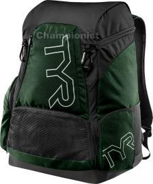 TYR ALLIANCE 45L BACKPACK EVERGREEN/BLACK