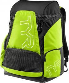 TYR ALLIANCE 45L BACKPACK FL YELLOW