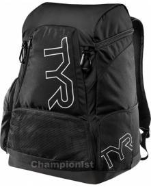 TYR ALLIANCE 45LT BACKPACK BLACK