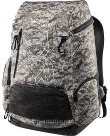 TYR ALLIANCE 45LT BACKPACK DIGI CAMO KAKI/BROWN