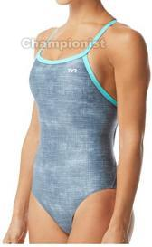 TYR SUNBLASTED CUTOUTFIT GREY