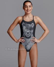 FUNKITA  GIRLS DIAMOND BACK ONE PIECE BEAR BUM