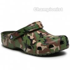 CROCS CLASSIC PRINTED CAMO CLOG MEN