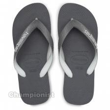 HAVAIANAS TOP MIX MEN STEEL GREY/STEEL GREY