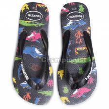 HAVAIANAS TOP MULGA BLACK/BLACK MEN