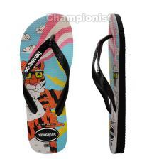 HAVAIANAS TOP MULGA MEN BLACK/BLACK-WHITE