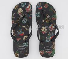 HAVAIANAS TOP TRIBO BLACK MEN