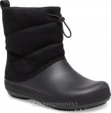 CROCS CROCBAND PUFF BOOT WOMEN