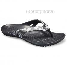 CROCS KADDE II SEASONAL  FLIP WOMEN