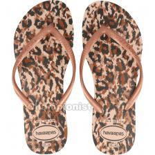 HAVAIANAS SLIM ANIMALS BALLET ROSE WOMEN