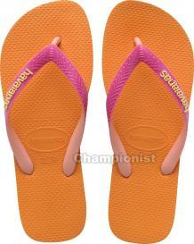 HAVAIANAS TOP MIX VIBRANT ORANGE WOMEN