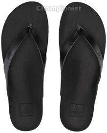 REEF CUSHION BOUNCE COURT BLACK WOMEN