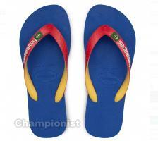 HAVAIANAS BRASIL MIX BLUE STAR/WHITE YOUTH