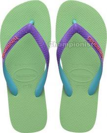 HAVAIANAS TOP MIX HYDRO GREEN  YOUTH