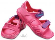 CROCS SWIFTWATER RIVER KIDS GIRL