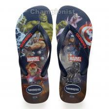 HAVAIANAS KIDS TOP MARVEL NAVY BLUE