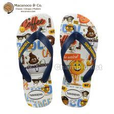 HAVAIANAS SANDALS KIDS EMOJI MOVIE BOYS