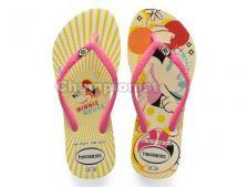 HAVAIANAS SANDALS KIDS SLIM COOL GIRLS