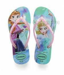 HAVAIANAS SANDALS KIDS SLIM FROZEN GIRLS