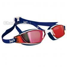 MP GOGGLES XCEED TITANIUM MIRROR